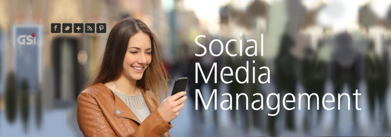Social Media Management by GSI